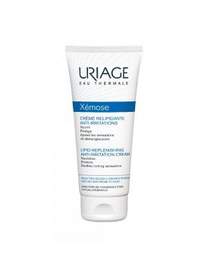 Uriage - Xemose Creme Relipidante Lipid-Replenishing Anti-Irritation Cream, 200ml
