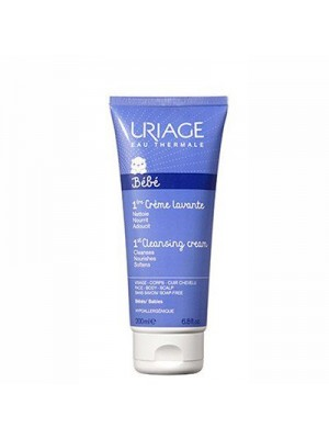 Uriage - Bebe 1st Cleansing Cream, 200ml