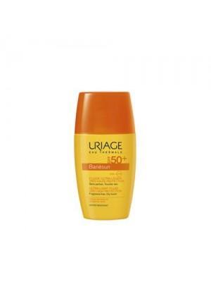 Uriage - Bariesun Ultra-Light Fluid SPF50+ Face Sunscreen Fragrance Free, 30ml