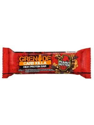 Grenade - Grenade  Carb Killa Μπάρες Peanut Nutter, 60 γρ.