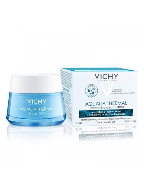 Vichy - Aqualia Thermal Rich Cream, 50ml