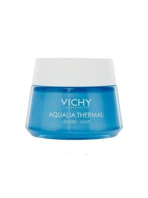 Vichy - Aqualia Thermal Light Rehydrating Cream For Normal - Combination Skins ,50ml