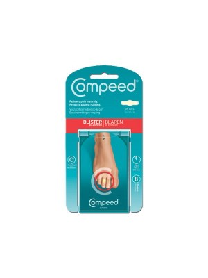 Compeed - BLISTERS TOES, 8pcs