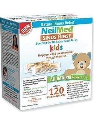 NeilMed - Sinus Rinse Pediatric, 120Sachets