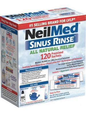 NeilMed - Sinus Rinse, 120Sachets