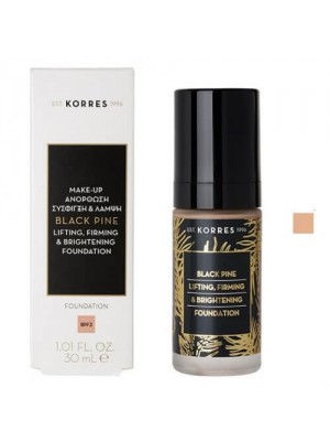 Korres - Black Pine Foundation BPF2, 30ml