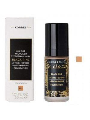 Korres - Black Pine Foundation BPF3, 30ml