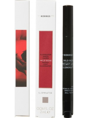 Korres - WILD ROSE Illuminator, 2ml