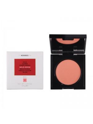 Korres - WILD ROSE Blush 18 Peach, 5.5g