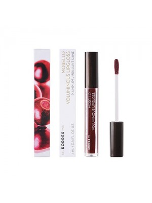 Korres - MORELLO Voluminous Lipgloss 58 Bloody Cherry, 4ml