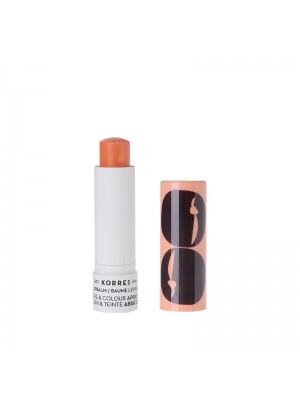 Korres - Apricot Lipbalm, 5ml