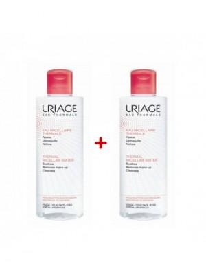 Uriage - Thermal Micellar Water For Sensitive Skin, 2 X 500ml