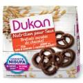 DUKAN - Chocolate-coated Pretzels, 100g