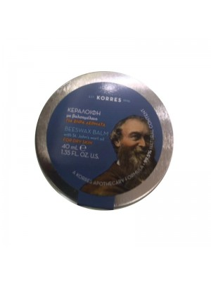 Korres - Beeswax Balm with St. John's wort oil, 40ml