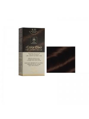 Apivita - 6.35 Dark blonde gold mahogany, 50ml+75ml+15ml