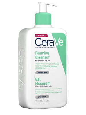 CeraVe - Foaming Cleanser, 473ml