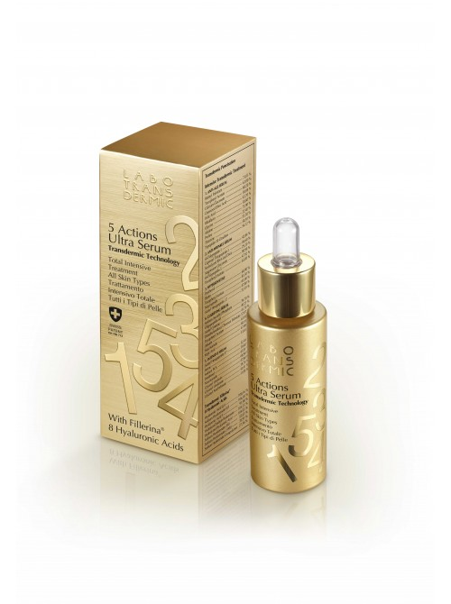 Transdermic - 5 Actions Ultra Serum, 30ml