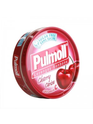 Pulmoll - Lozenges Cherry with Vitamin C, 45gr