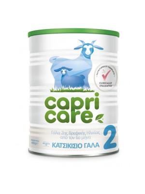 Capricare - 2 Goat Milk 2nd Infancy, 400gr