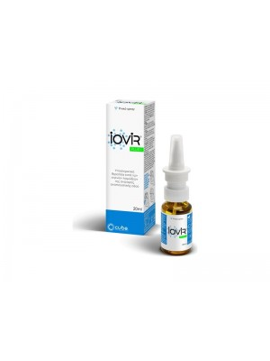 Iovir - Plus Nasal Spray Against Virusses, 20ml