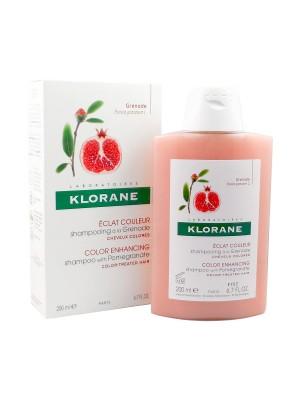 Klorane - Shampoo with Pomegranate, 200ml