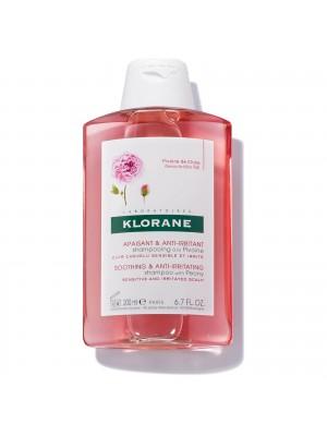 Klorane - Soothing Shampoo with Peony ,200ml