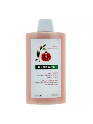 Klorane - Shampoo With Pomegranate For Colored Hair, 400ml