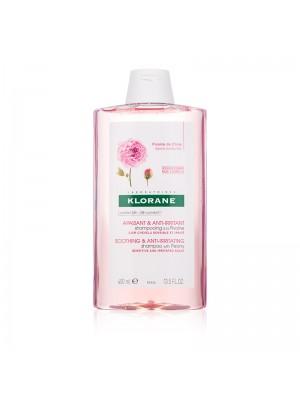 Klorane - Soothing Shampoo with Peony ,400ml