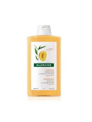 Klorane - Moisture Rich Shampoo with Mango, 400ml