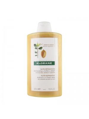 Klorane - Shampoo with Desert Date Damaged Hair, 400ml