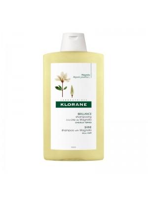 Klorane - Shine Shampoo with Magnolia, 400ml