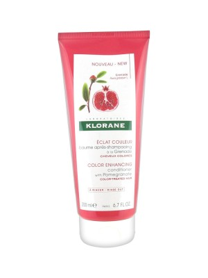 Klorane - Color Enchancing Conditioner with Pomegranate, 200ml