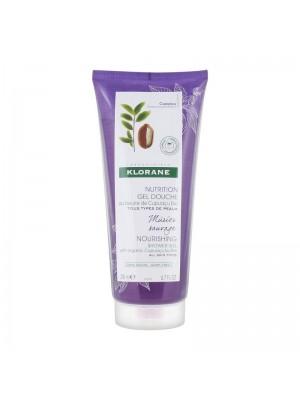 Klorane - Nutrition Shower Gel with Organic Cupuacu Butter Wild Blackberry Bush, 200ml