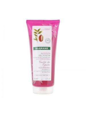Klorane - Nourishing Shower Gel with Organic Cupuaçu Butter Fig Leaf, 200ml