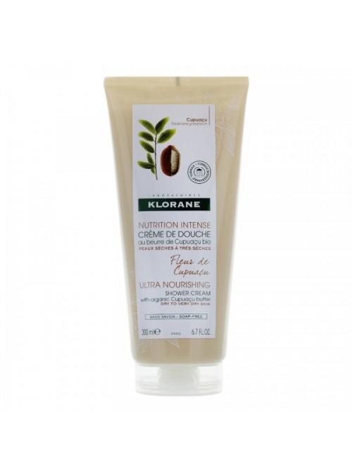 Klorane - Creme de Douche Fleur de Cupuaçu, 200ml