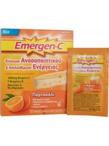 Emergen-C - Orange, 10 sachets