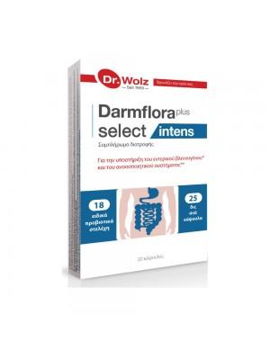 Dr.Wolz - Darmflora plus select intens, 20 caps