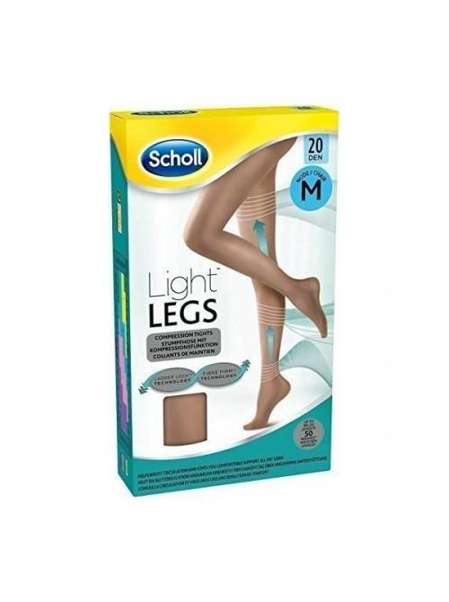 Scholl - Light Legs 20Den Beige (M)