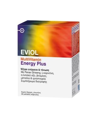Gap - Eviol Multivitamin, 30cps