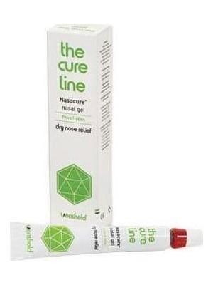 The Cure Line - Nasacure Nasal Gel, 15gr