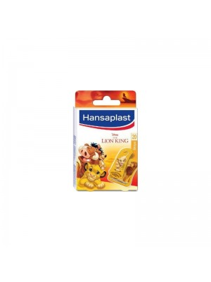 Hansaplast - The Lion King Strips, 20 pcs