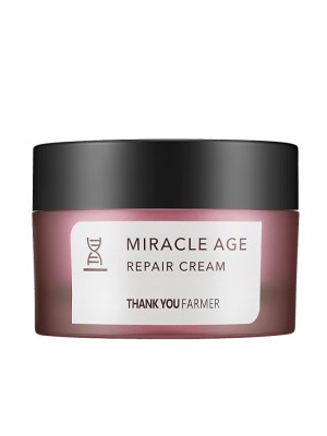Thank You Farmer - Miracle Age Repair Cream, 50ml
