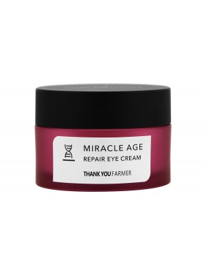 Thank You Farmer - Miracle Age Repair Eye Cream, 20gr