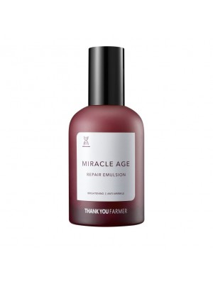 Thank You Farmer - Miracle Age Repair Emulsion, 150ml
