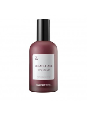 Thank You Farmer - Miracle Age Repair Toner, 150ml