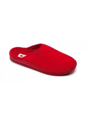 Dr.Luigi - Παντόφλες χρώμα Κόκκινο Νο.37