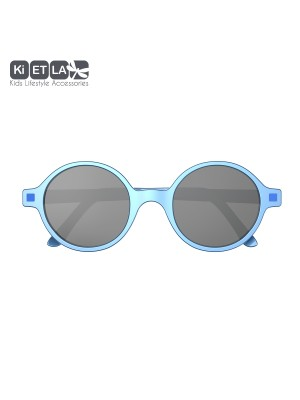 KiETLA - Γυαλιά Ηλίου 9-12 ετών CraZyg-Zag SUN RoZZ Blue