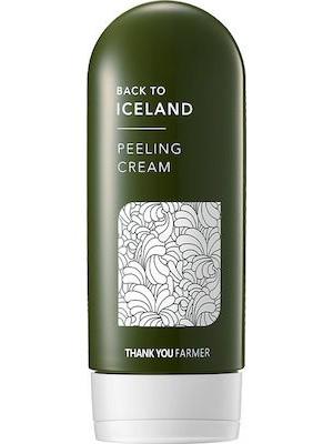 Thank You Farmer - Back to Iceland Peeling Cream, 150ml