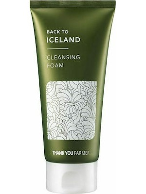Thank You Farmer - Back To Iceland Cleansing Foam, 120ml